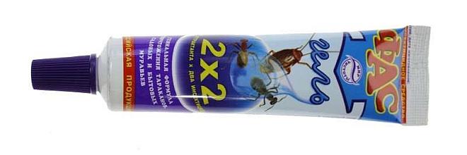 фас-гель от тараканов
